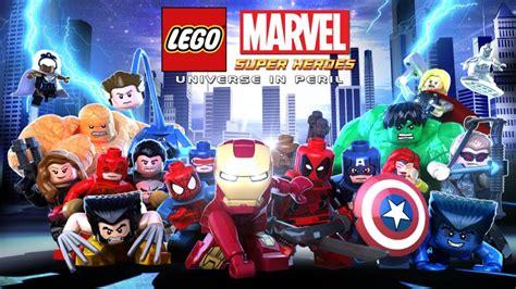 tutorial lego marvel superheroes lego 174 marvel super heroes universe in peril ios vita