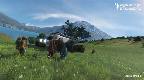 space engineers  moddable destructible planets pc gamer