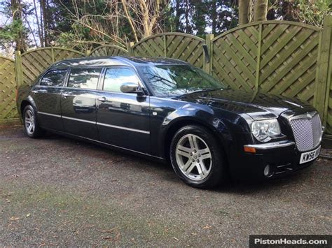 does chrysler own bentley used chrysler 300c cars for sale with pistonheads