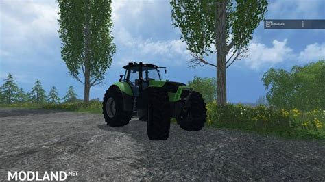 Fs 720 Atasan Kombi Jumbo deutz fahr agrotron x720 mod for farming simulator 2015 15 fs ls 2015 mod