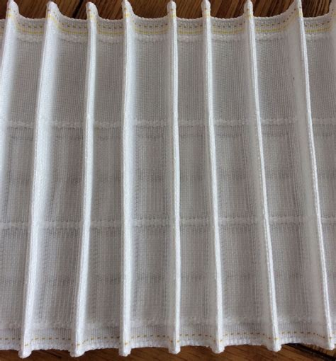 header tape curtains woven pocket pencil pleat curtain tape 6 inch header tape