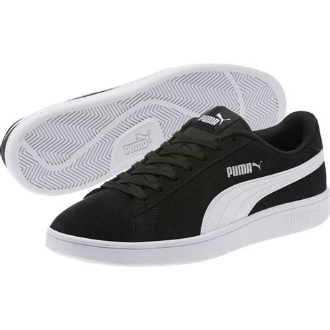 mens low top sneakers mens smash v2 low top sneakers black