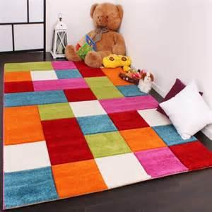 childrens rug children s rug checked design carpet hallway runners