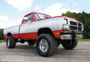 1993 dodge w250 right front angle photo 1