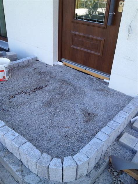 hauseingang gestalten granit hauseingang granit pflaster und auch epos ideen