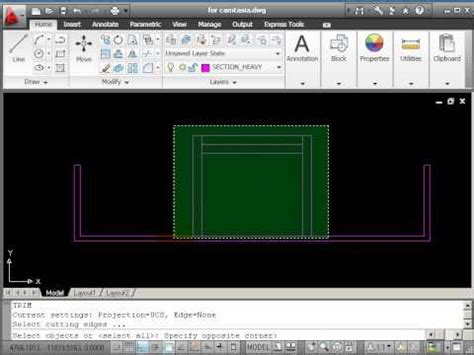 autocad walkthrough tutorial full download autocad 2d drawing course a part 1 basics