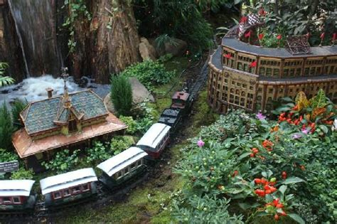 Trains Botanical Gardens Exhibition Picture Of New York Botanical Garden Bronx Tripadvisor