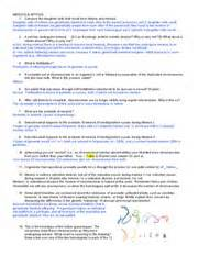 gallery for gt meiosis matching worksheet answers