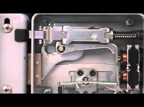 how to install electronic door lock doovi