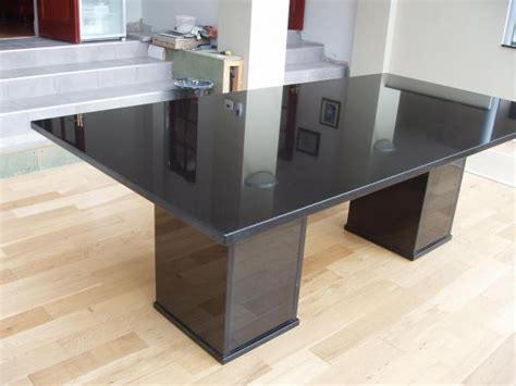 Black Granite Kitchen Table Furniture Granite Marble Shop