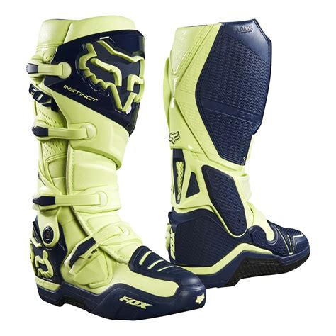 mx boots 2016 fox mx instinct boots foxborough sx limited edition
