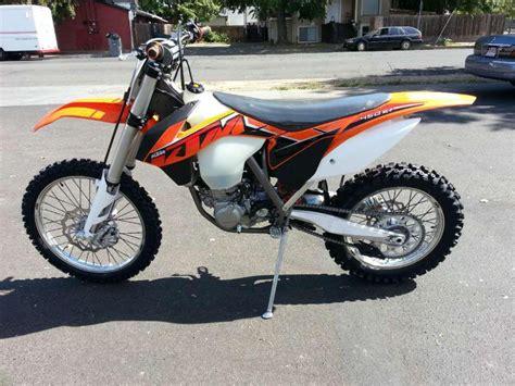 2014 Ktm Dirt Bikes 2014 Ktm 450 Xc F Dirt Bike For Sale On 2040 Motos
