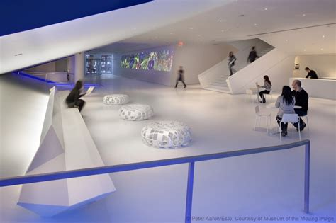 museum   moving image leeser architecture archdaily