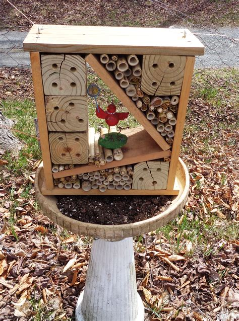 bee houses how to make a mason bee house gardening jones
