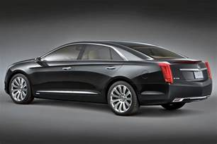 All Cadillacs 2012 Cadillac Lineup To Feature Two All New Models