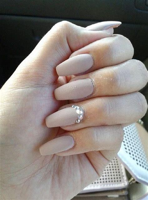 imagenes de uñas acrilicas de un solo color oltre 1000 idee su unghie opache su pinterest unghie