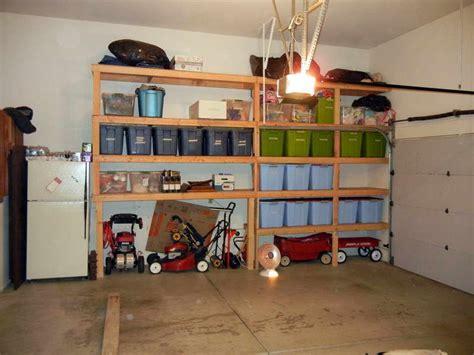Garage Storage Plans by Diy Garage Shelves With Lights Design Wow I M Kinda
