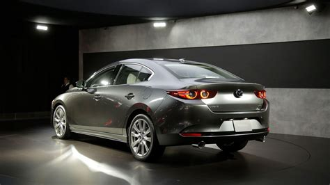 Uusi Mazda 6 2020 by 2019 Mazda3 Debuts At La Auto Show With Skyactiv X Tech
