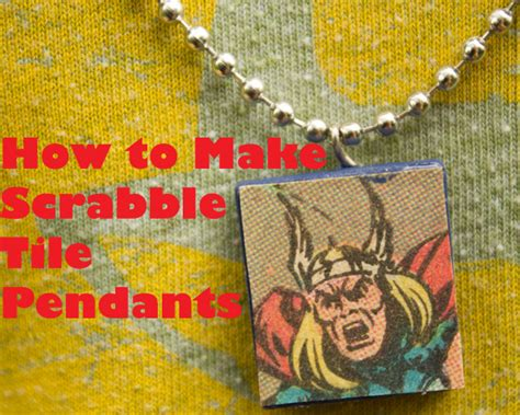 how to make scrabble tile jewelry tutorial how to make scrabble tile pendants crafting