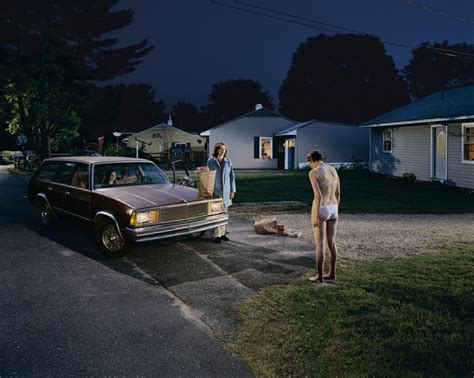 gregory crewdson with photographer gregory crewdson the