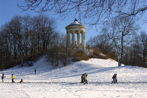 Englischer Garten Munich Winter by Munich Weather About The Weather Munich
