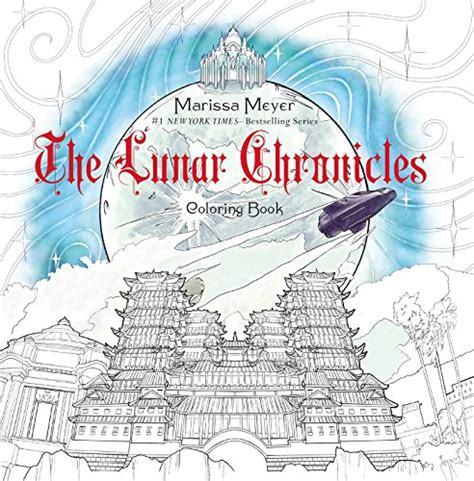the lunar chronicles coloring book import it all