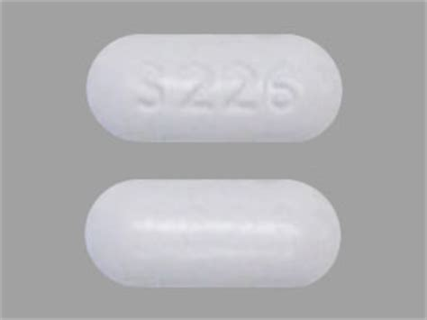 Detoxing From Roboxin by S 226 Pill Images White Capsule Shape