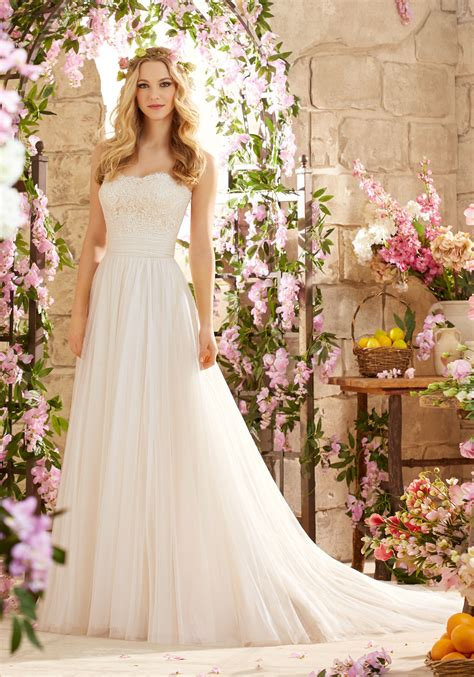 morilee bridal madeline gardner romantic wedding dress