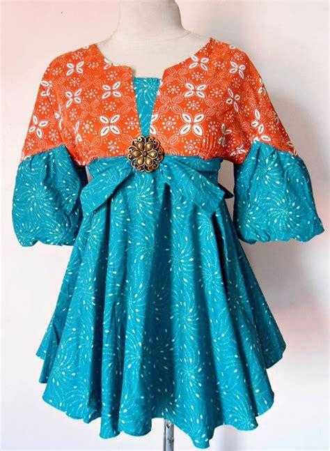 Baju Yang Bagus Dan Murah Cherry Pelangi Limited jual blouse batik harga grosir