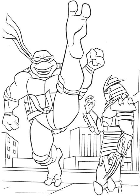 leonardo ninja turtle face coloring page www imgkid com