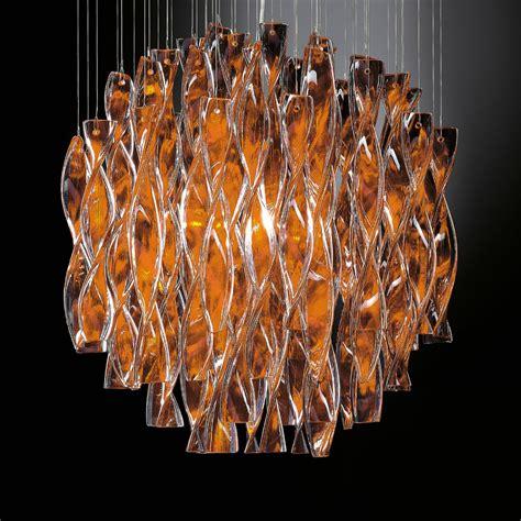 Orange Ceiling Light Axo Light Aura Spaura60arore2 Orange Ceiling Light Axo Light From Lightplan Uk