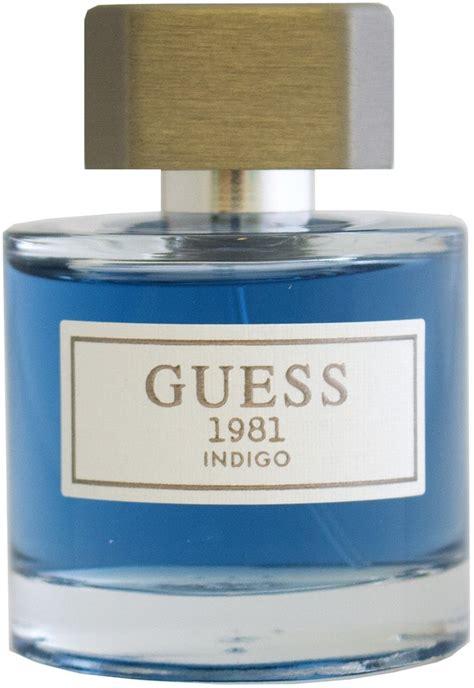 Guess Eau De Toilette 100ml guess 1981 indigo 100 ml eau de toilette herenparfum