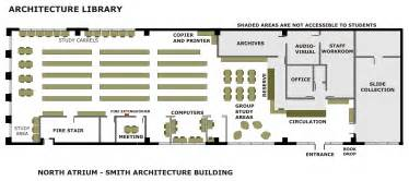 library floor plan school of architecture and engineering technology florida agricultural and mechanical