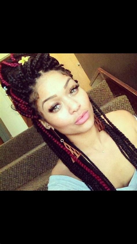 Braided Hairstyles For Black 3 5 by Best 25 Individual Braids Ideas On Box Braid