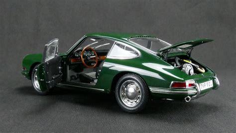 porsche irish green 1964 irish green porsche 901 by cmc 1 18 scale choice gear