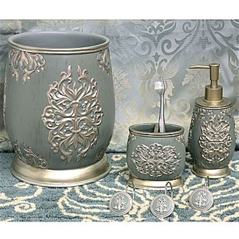 baroque bath accessories jcpenney for the home pinterest