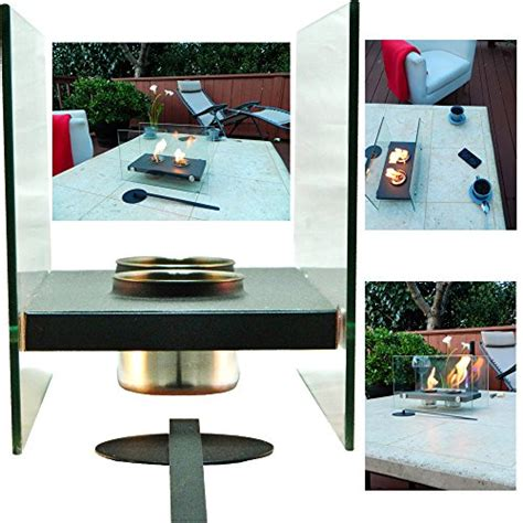 tabletop fireplace chiminea portable for indoors