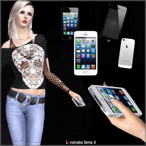 78 Best The Sims 3 Accessories Images On Pinterest | mobile phone accessory by lore at lorandia sims 3