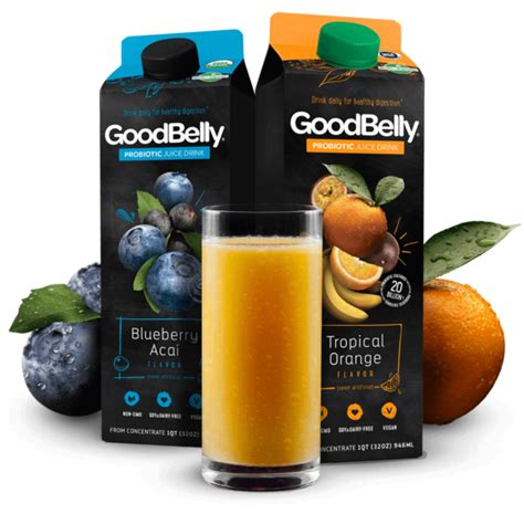 Why Does A Probiotic Make U Detox by Goodbelly Probiotics Probiotic Supplements Goodbelly