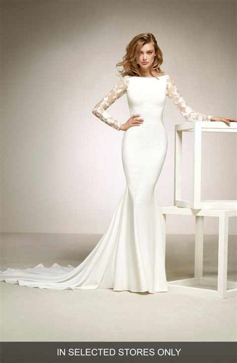 nordstrom style wedding dresses s mermaid trumpet wedding dresses bridal gowns
