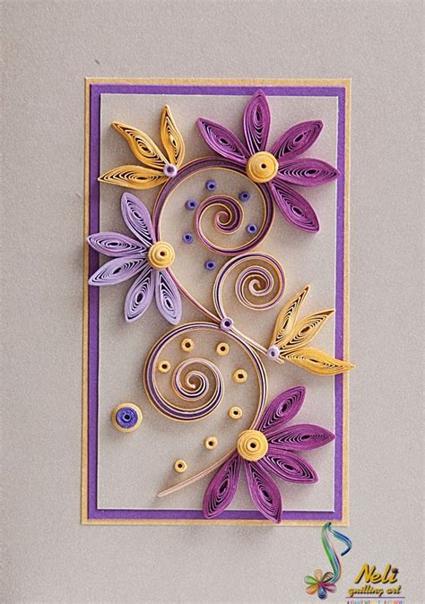 25 Best Ideas About Quilling by Quilling Cards Designs Www Pixshark Images