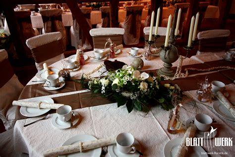 Hochzeit Deco by Blattwerk Floristik Blumen Und Dekoration Berlingerode
