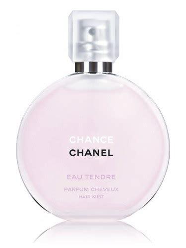 Parfum Chanel Chance Eau Tendre chance eau tendre hair mist chanel perfume a fragrance for