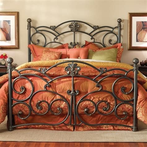 Metal Headboard And Footboard King by Papillon King Metal Bed Frame Headboard Footboard Images