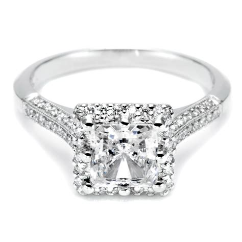 platinum engagement rings increasingly more well liked