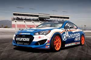 Hyundai Genesis Drift 2013 Hyundai Genesis Coupe Formula Drift Car Autoevolution