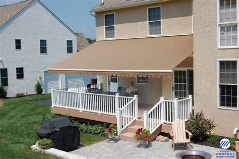 Awnings For Deck by Try Contruction 187 Awnings