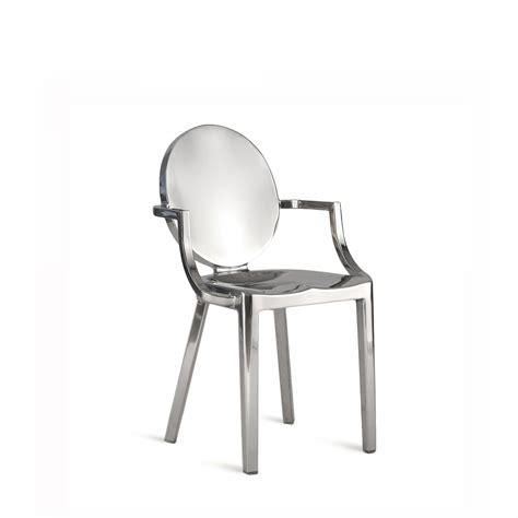 emeco sedie kong sedia con braccioli collezione kong by emeco design