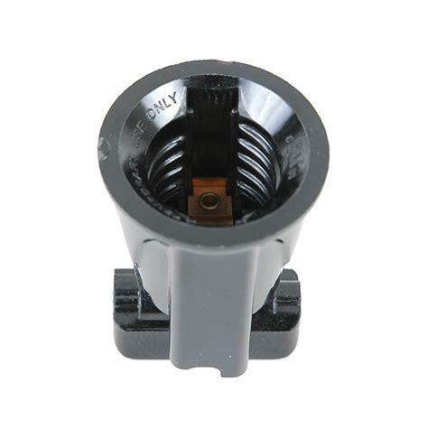 intermediate base black bakelite sockets novelty lights inc