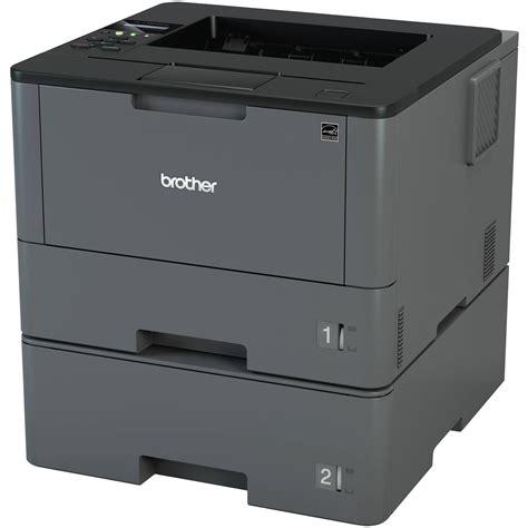 Printer Laser Monokrom hl l5200dwt monochrome laser printer hl l5200dwt b h
